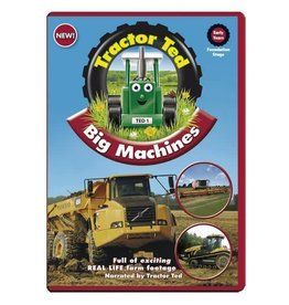 Tractor Ted TRACTOR TED BIG MACHINES DVD