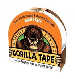 Gorilla GORILLA TAPE WHITE 10M X 48MM