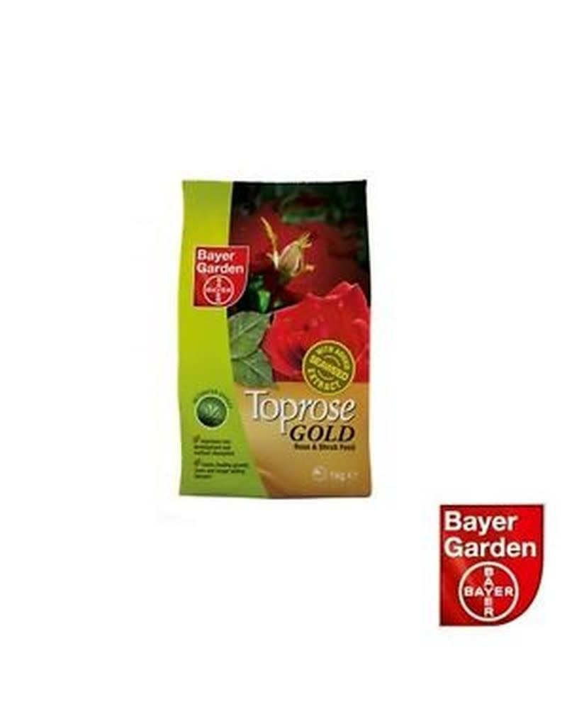 Bayer Garden BAYER GARDEN TOPROSE GOLD ROSE & SHRUB FEED 1KG