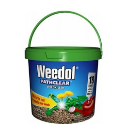 Weedol Scotts Weedol Pathclear 18 Tube Tub Weed Killer