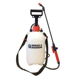 Spear & Jackson 8 litre Pump Action Pressure Sprayer 8LPAPS