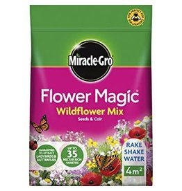 Miracle-Gro MIRACLE-GRO FLOWER MAGIC WILD FLOWER MIX 782G