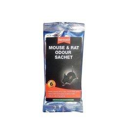 Rentokil RENTOKIL MOUSE & RAT ODOUR SACHETS 2 PACK
