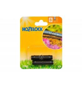 Hozelock 2768 HOZELOCK STRAIGHT 13MM CONNECTOR MICRO HOSE