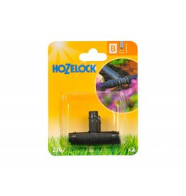 Hozelock 2767 HOZELOCK T PIECE 13MM CONNECTOR MICRO HOSE