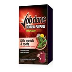 Job Done JOB DONE GENERAL PURPOSE WEEDKILLER 500ML CONCENTRATE