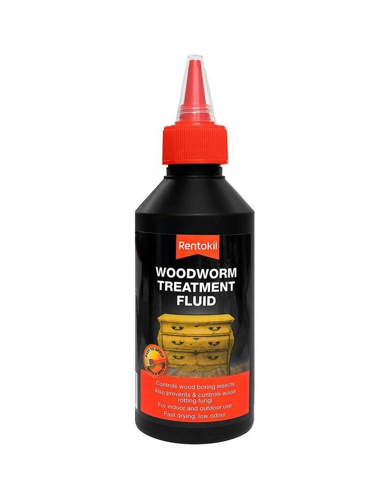 Rentokil RENTOKIL WOODWORM TREATMENT 500ML