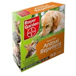 SBM Life Science BAYER GARDEN CAT-A-PULT ANIMAL REPELLENT CONCENTRATE 2 X 50G
