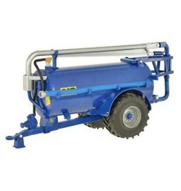 Britains BRITAINS NC SLURRY TANKER BLUE (ROADSIDE)