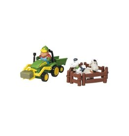 Britains JOHN DEERE LOAD UP PLAYSET