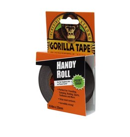 Gorilla GORILLA TAPE HANDY ROLL 9.14M X 25MM