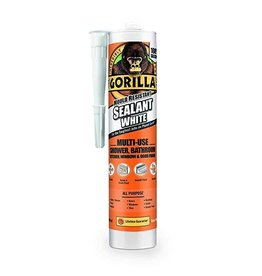 Gorilla GORILLA MOULD RESISTANT SEALANT WHITE 295ml