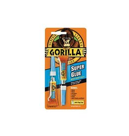 Gorilla GORILLA SUPERGLUE 2X3GM