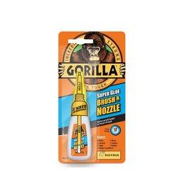 Gorilla GORILLA SUPERGLUE 12G BRUSH & NOZZLE
