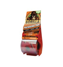 Gorilla EXTRA STRONG 18MX72MM CLEAR PACKAGING TAPE