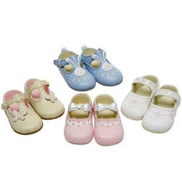LITTLE ME BABY GIRL SHOES ASSORTED COLOURS AND DECORATIONS