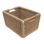 MANOR LOG BASKET RUSHDEN - 53