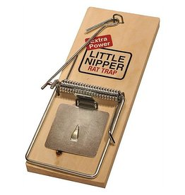 Pest Stop PEST STOP LITTLE NIPPER RAT TRAP SINGLE
