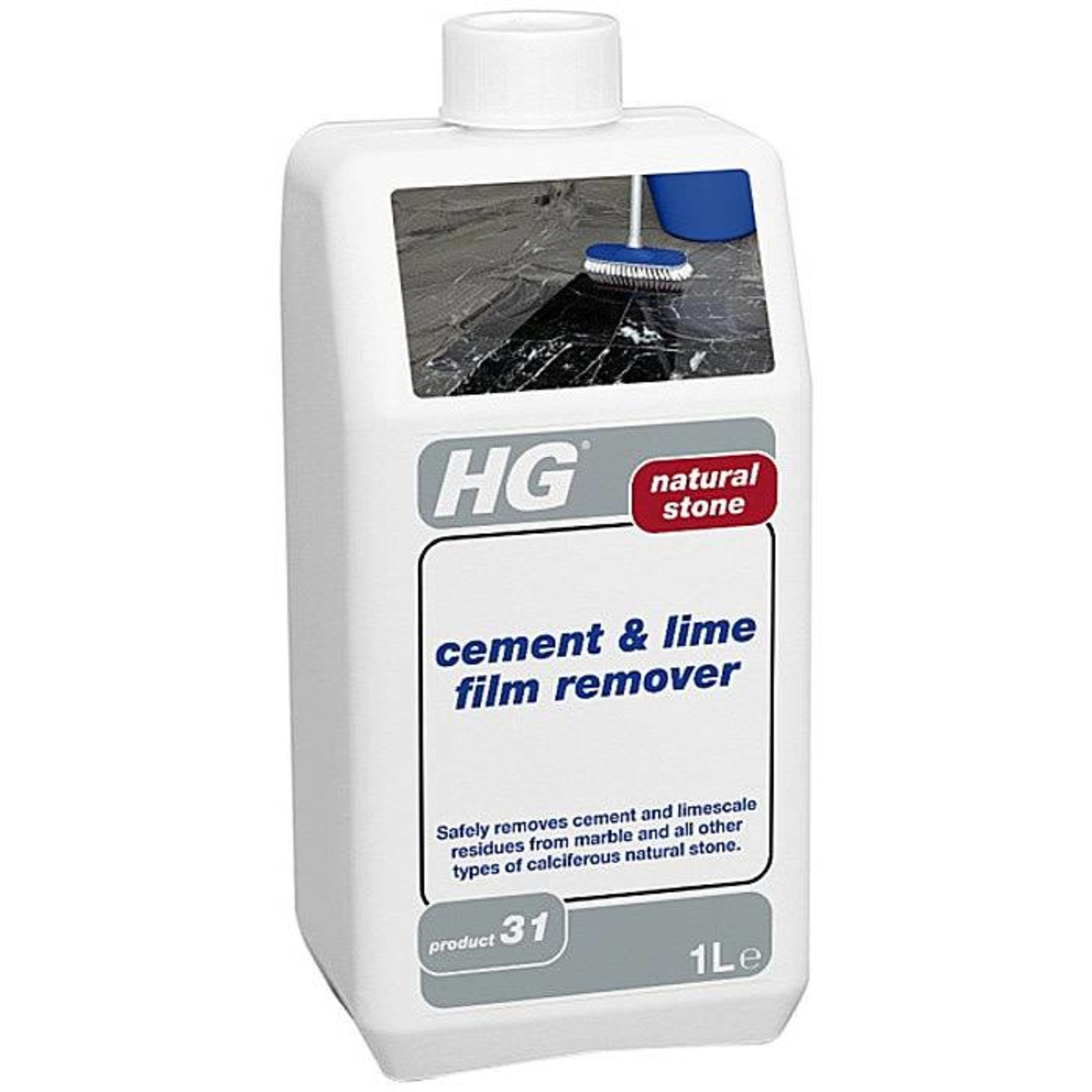 HG Hg Cement & Lime Film Remover 1L