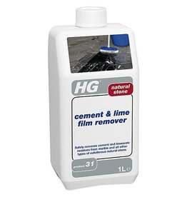 HG HG NATURAL STONE CEMENT & LIME FILM REMOVER P.31