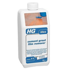 HG HG TILES CEMENT GROUT FILM REMOVER P.11