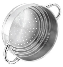 STELLAR STAINLESS STEEL MULTI STEAMER, 16/18/20CM