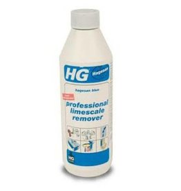 HG HG PRO LIMESCALE REMOVER 500ML  HAGESAN BLUE