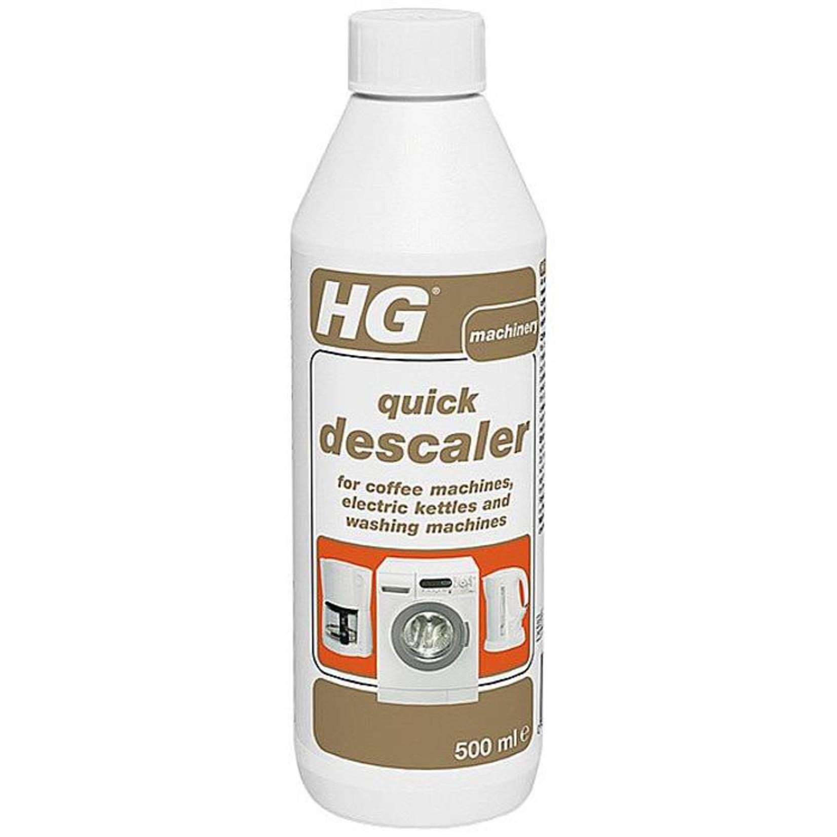 HG HG QUICK DESCALER MACHINERY
