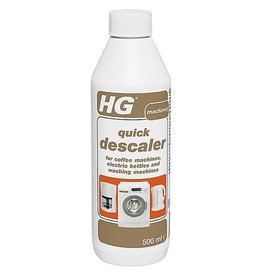 HG HG QUICK DESCALER KETTLES/COFFEE/WASHING MACHINES 500ML