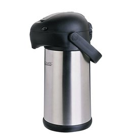 Thermos THERMOS VACUUM INSULATED GLASS DOUBLE WALL 2.5L PUMP POT