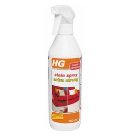 HG HG EXTRA STRONG STAIN SPRAY CARPET AND UPHOLSTERY