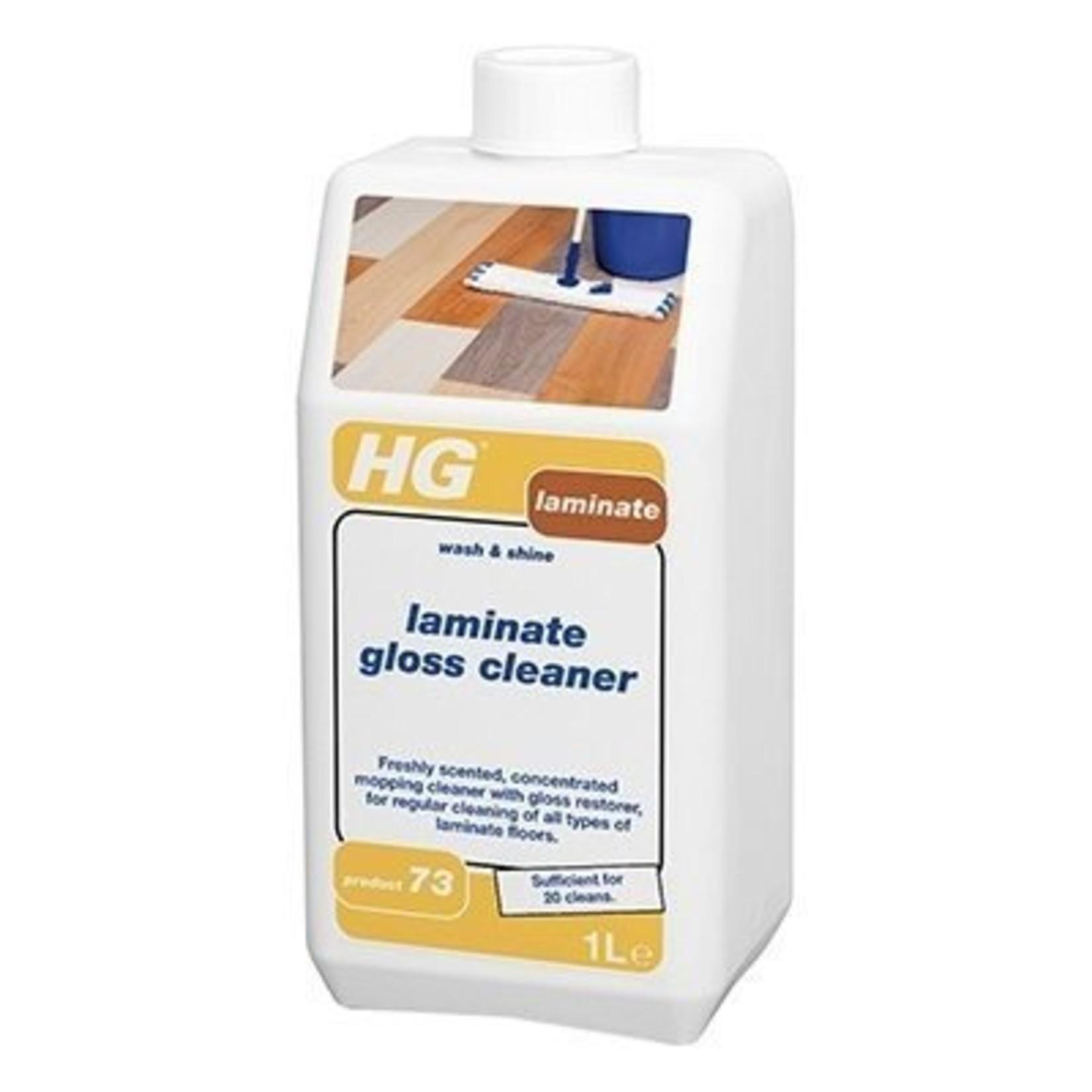 HG HG LAMINATE GLOSS CLEANER P.73