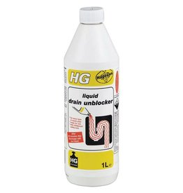 HG HG LIQUID DRAIN UNBLOCKER 1L