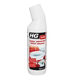 HG HG SUPER POWERFUL TOILET CLEANER 500ML