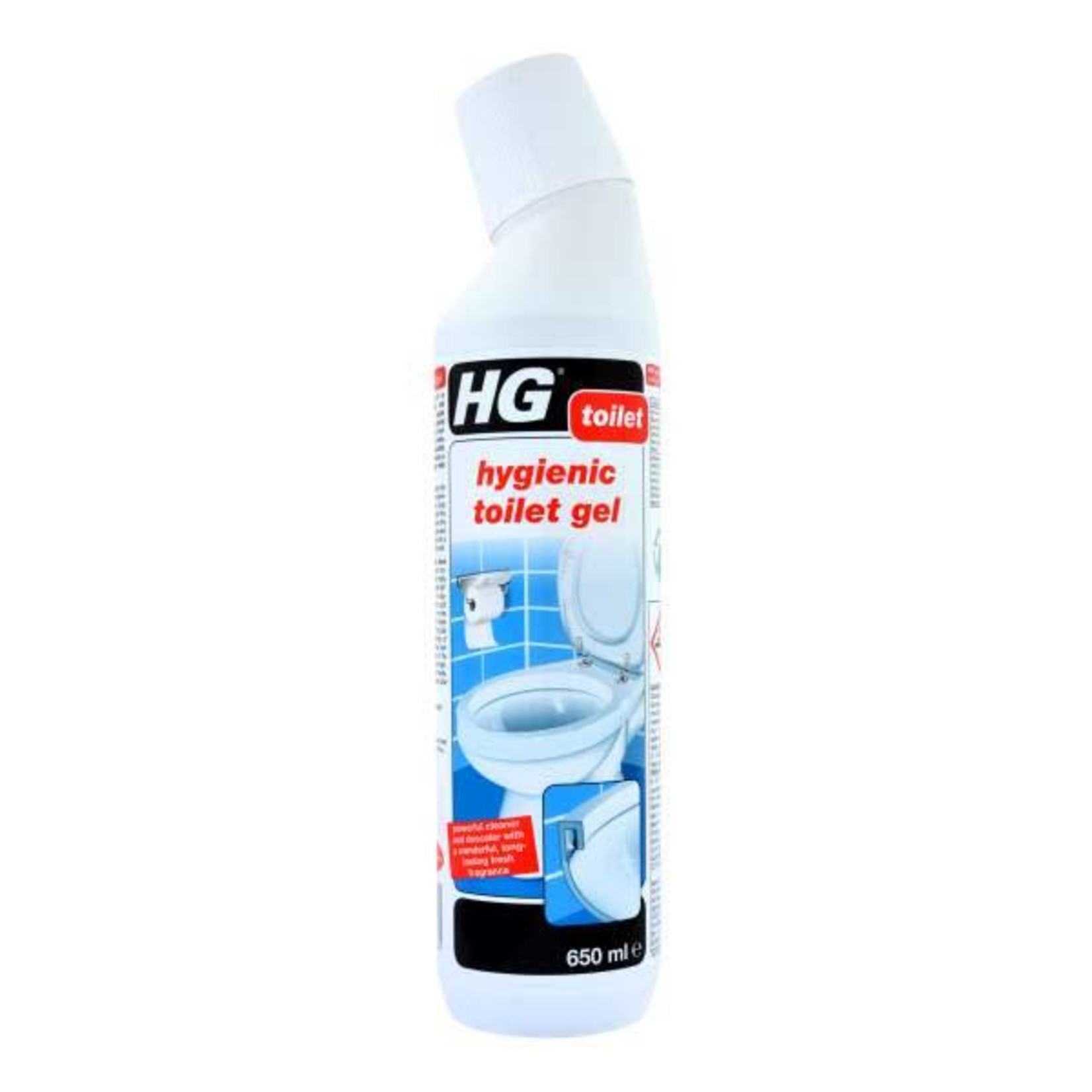 HG HG HYGIENIC TOILET GEL