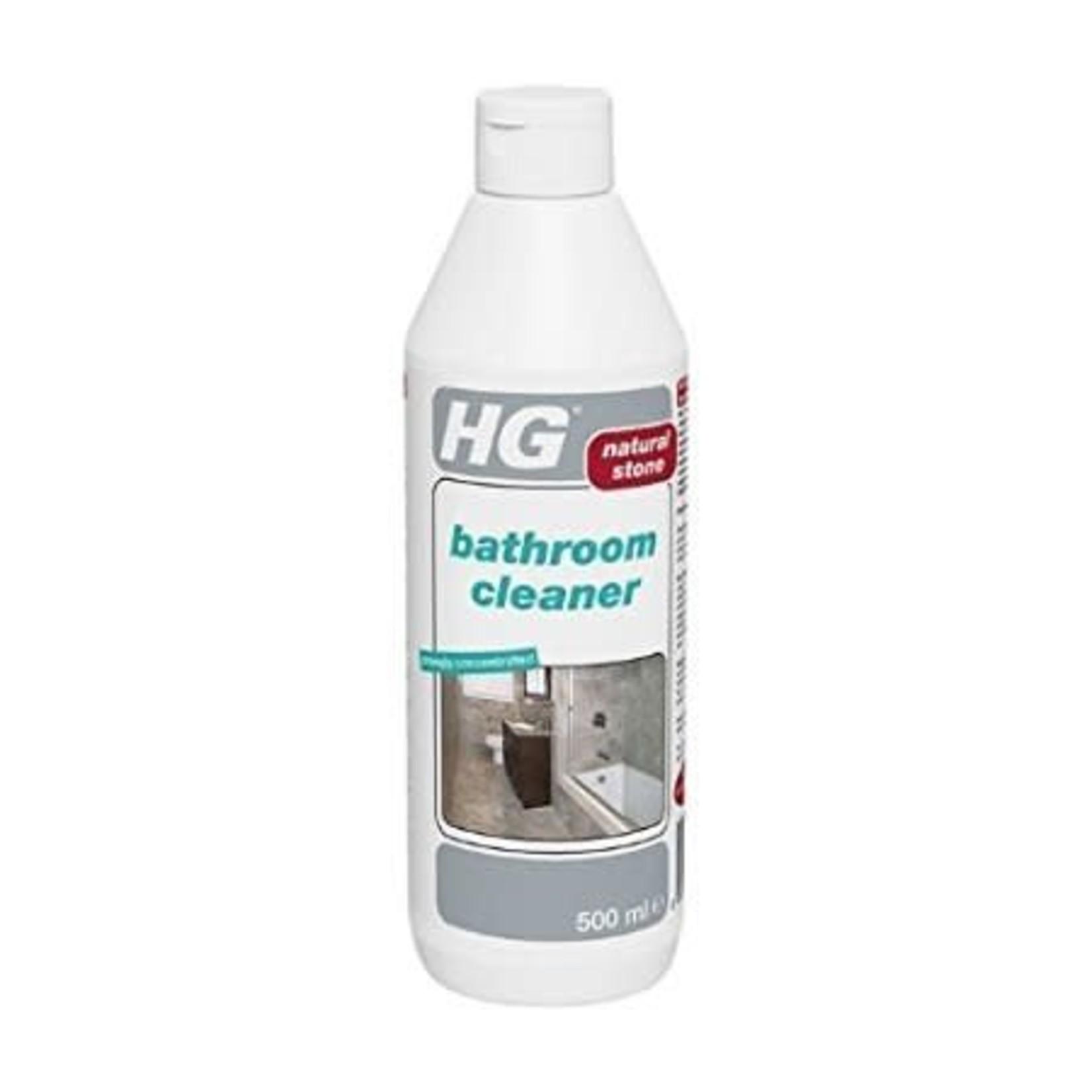 HG HG BATHROOM CLEANER NATURAL STONE