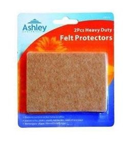 ASHLEY HEAVY DUTY FELT PROTECTORS 2 PACK