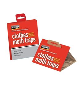 Pest Stop PEST STOP CLOTHES MOTH TRAP (PACK OF 2)
