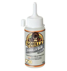 Gorilla GORILLA CLEAR SUPER GLUE 110ML