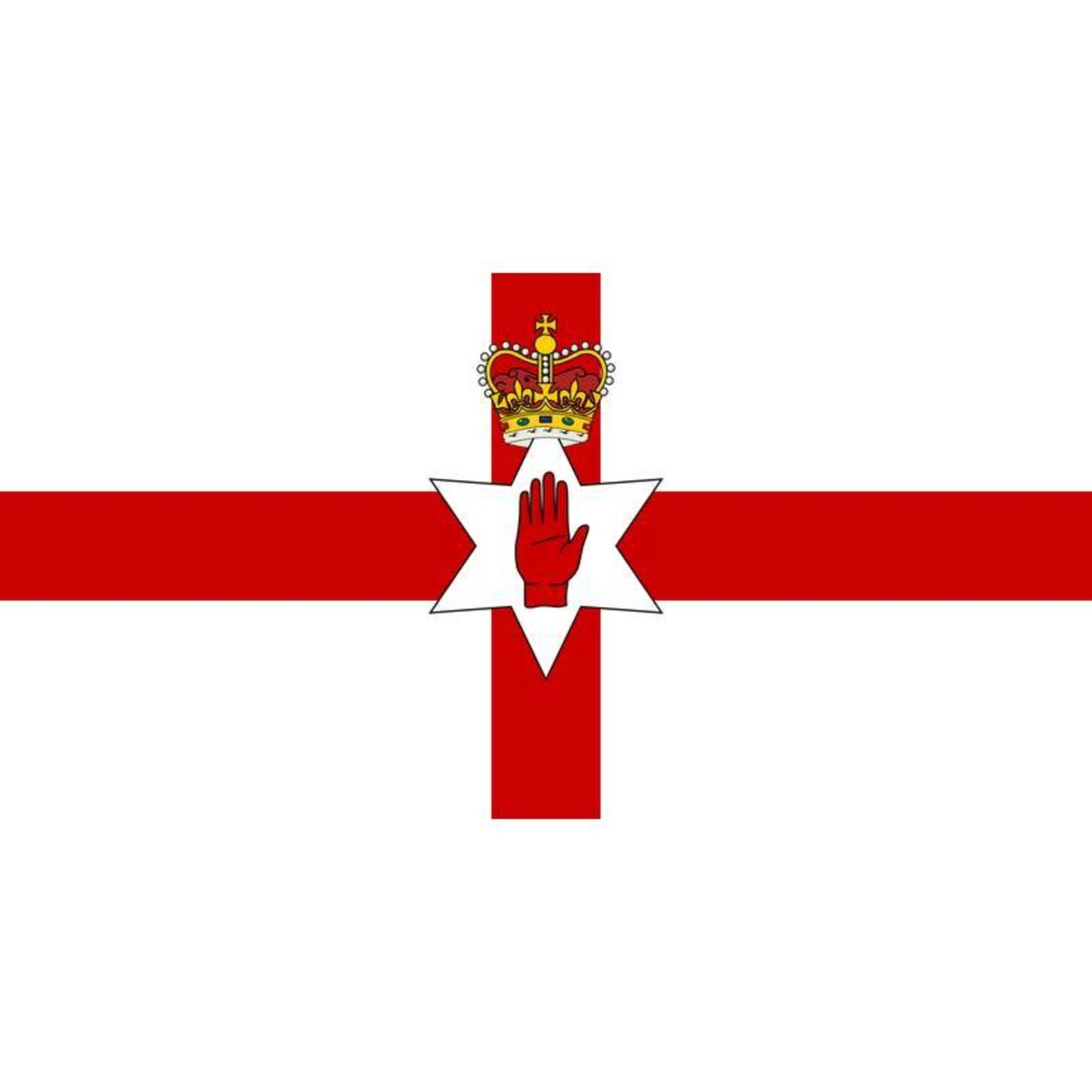ULSTER FLAG 5' X 3'