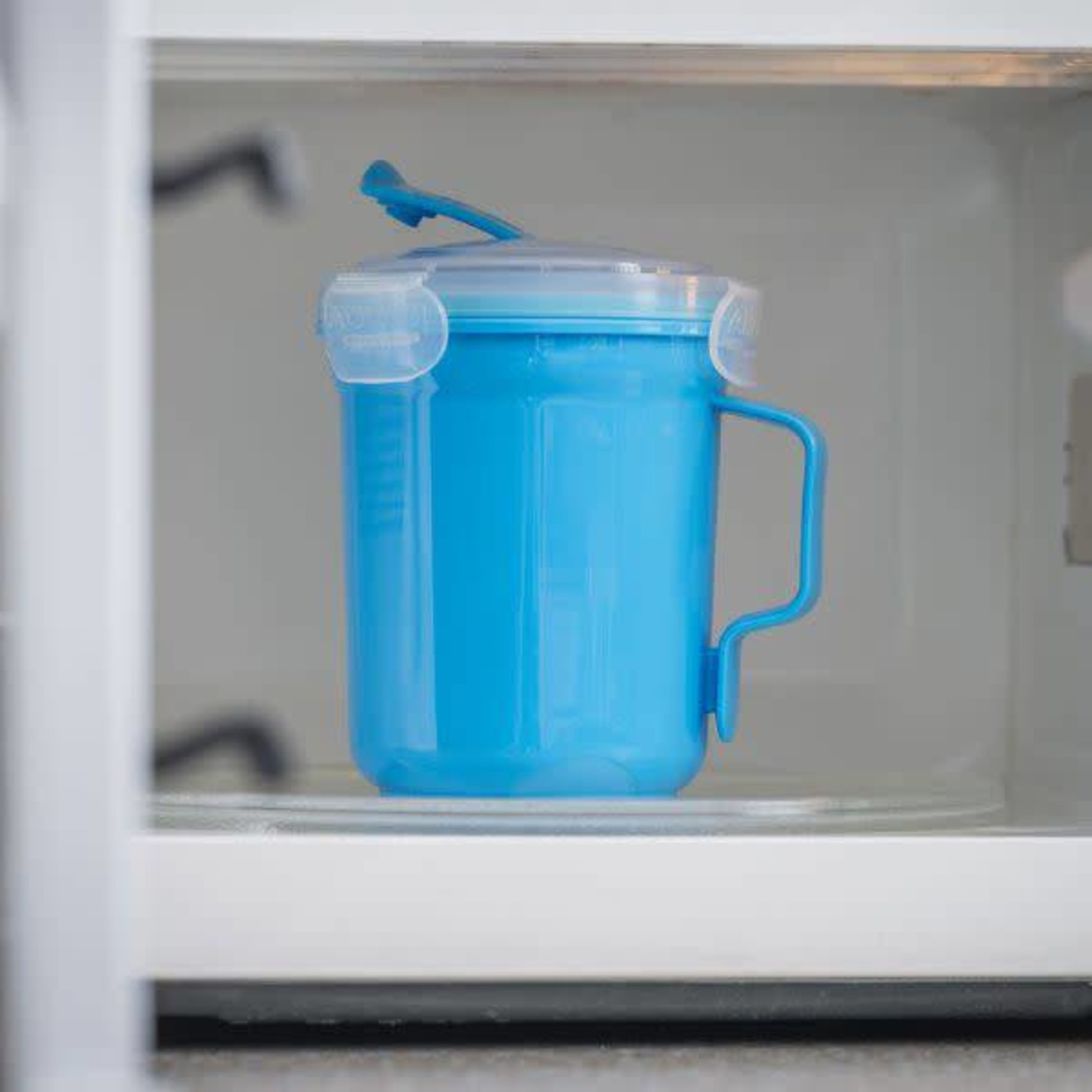 Addis ADDIS CLIP AND GO MICRO SOUP MUG - BLUE