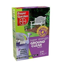 Bayer Garden BAYER GARDEN SUPER STRENGTH GROUND CLEAR SACHETS 6