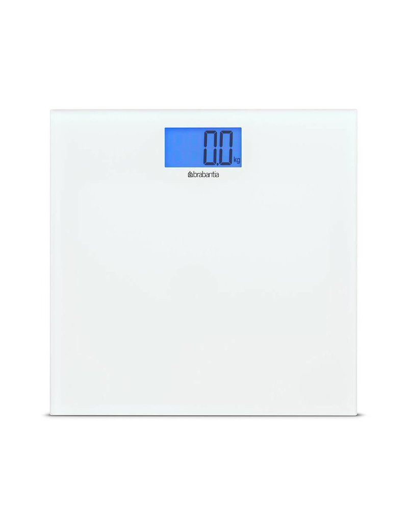 Brabantia BRABANTIA WHITE BATHROOM SCALES