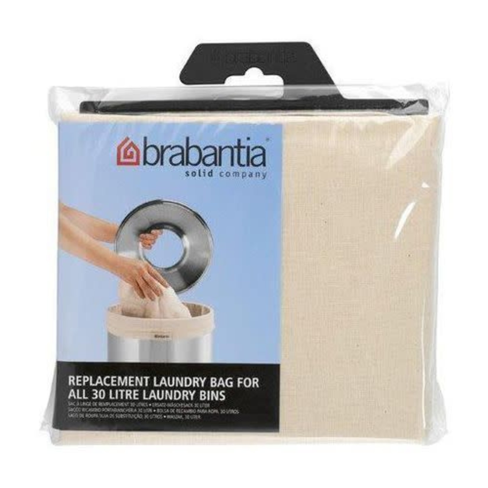 Brabantia BRABANTIA 40 LITRE - LINEN REPLACEMENT LAUNDRY BAG