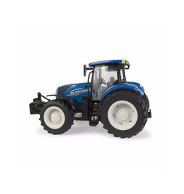 Britains BRITAINS BIG FARM NEW HOLLAND T7.270 TRACTOR (1 BLUE POWER)