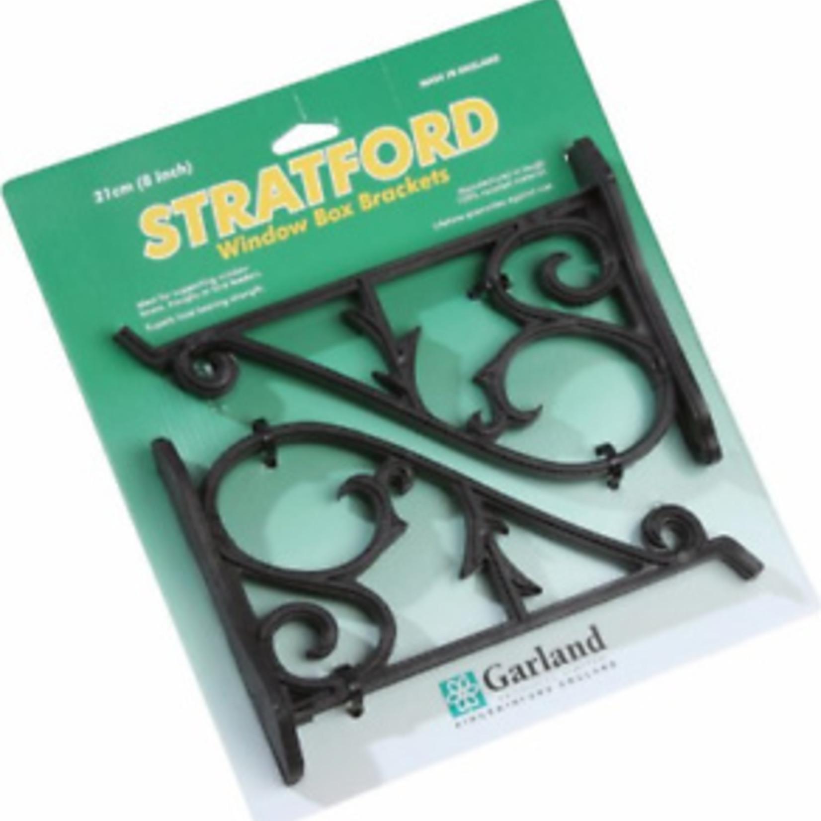 GARLAND STRATFORD SUPPORT BRACKETS (SOLD IN PAIRS)