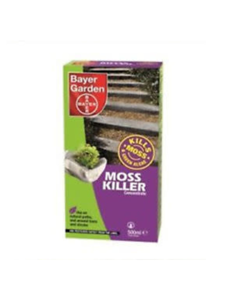 Bayer Garden BAYER GARDEN MOSS KILLER CONCENTRATE 500ML (DISC)