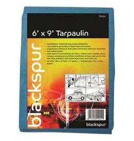 Blackspur BLACKSPUR 6' (FOOT) * 9' (FOOT) TARPULIN