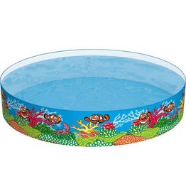 PADDLING POOL OCEAN EFFECT 183*38CM AGE 3+