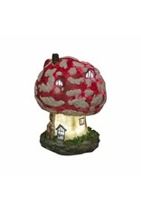 THE HOME OF MEADOW FLAMEGLIMMER SOLAR LIGHT ORNAMENT
